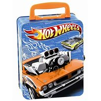Maletin para coleccionar hot wheels