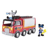 Camion de bomberos al rescate mickey - 18081922