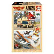 Puzzle 2 x 50 planes
