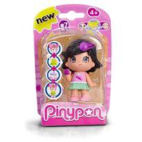 Pinypon chica pelo negro serie 7