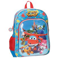 Mochila adap.38cm.superwings 75801289 - 75801289