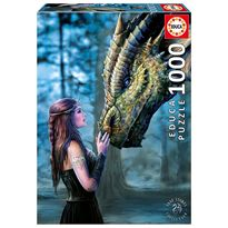 Puzzle 1000 érase una vez anne stokes