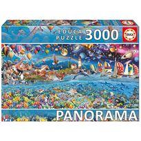 Puzzle 3000 vida panorama