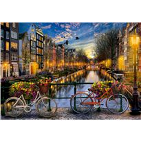 Puzzle 2000 amsterdam - 04017127