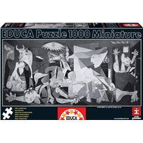 Puzzle 1000 guernica picasso miniatura