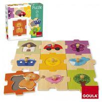 Puzzle intercambiable - 09553120