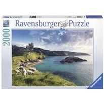 Puzzle 2000 pz irlanda: isla esmeralda - 26916626