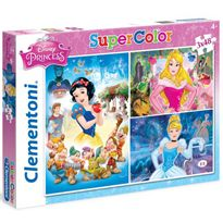 Puzzle 3 x 48 princess - 06625211