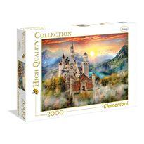 Puzzle 2000 neuschwanstein - 06632559