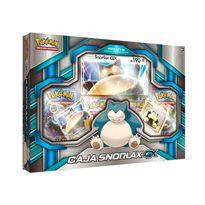 Pokemon caja coleccion snorlax gx