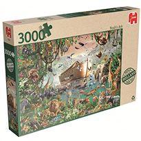 Puzzle 3000 arca de noe- jumbo