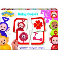 Baby colors teletubbies - 04017059