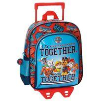 Backpack adap.28cm w/trolley 28121m1 kids