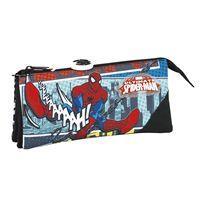 Portatodo triple ultimate spiderman