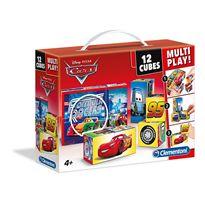 Rompecabezas 12 cubos cars - 06641505