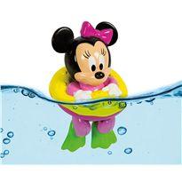 Baby minnie nadadora