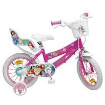 "Bicicleta 14"" princesas"