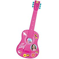 Guitarra madera 65 cm soy luna - 31005650