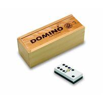 Domino chamelo en caja de madera - 19300241