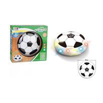 Puck de fútbol con luz y sonido 17.5 cm - 87871344