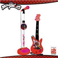Micro y guitarra ladybug - 31002675