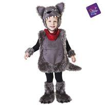 Disfraz pequeño lobo - 55223200