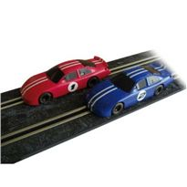 Scalextric compact 2 coches ford fusion -3704 - 06177160