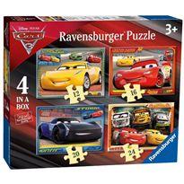 Puzzle progresivo cars 3 12-16-20-24 - 26906894