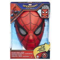 Spiderman mascara expresiva - 25532969