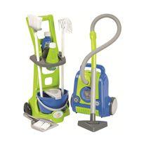 Carrito limpieza con aspirador - 33701770