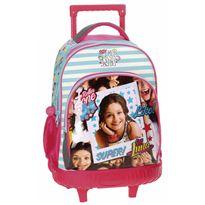 Trolley-mochila compact 2r..soy luna like 75800765 - 75800765