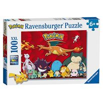 Puzzle 100 pokemon - 26910934