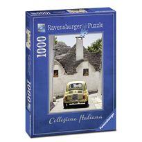 Puzzle 1000 colección italiana - alberobello