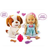 Amelia y su perrito - 37397522