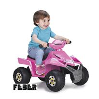 Quad race pink 6v. - 13001061