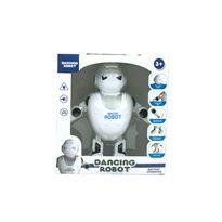 Robot 21 cm luz y sonido - 87878023