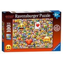 Puzzle 100 emoji - 26910707