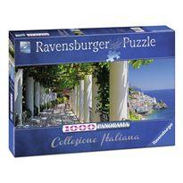 Puzzle 1000 colección italiana - amalfi