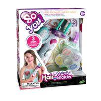Trenzador de pelo con accesorios - 88508018