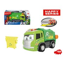 Camión reciclaje infantil luces y sonidos - 91016001