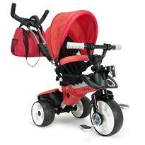 Triciclo city max rojo - 18503271