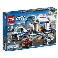 Centro de control móvil city police