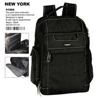 Daypack negro bn pr new york