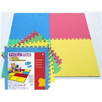 Puzzle foam 4 pzas. 60 x 60 cm. - 99800205