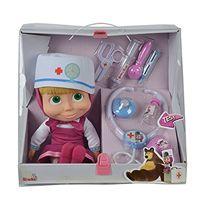 Muñeca doctora masha y el oso - 33306542