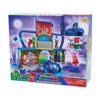 Playset base secreta pj masks - 02524560
