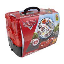 Mega box actividades 250 cars - 50522548