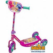 Patinete 3 ruedas shimmer & shine - 00702641