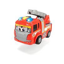 Camion bomberos scania 25 cm - 91016003