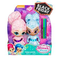Colour me friends shimmer & shine